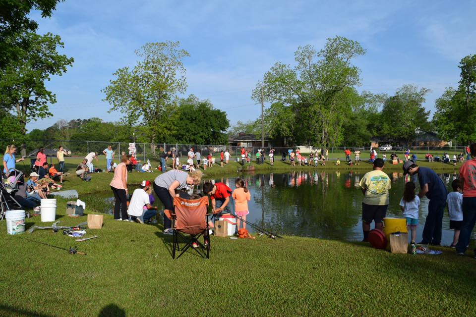 Nashville's Annual Fishing Rodeo