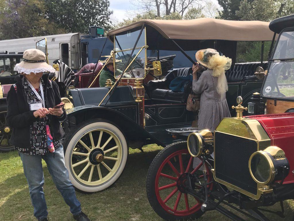 Nashville's antique car show