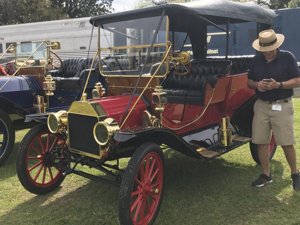 Nashville Antique Car Show