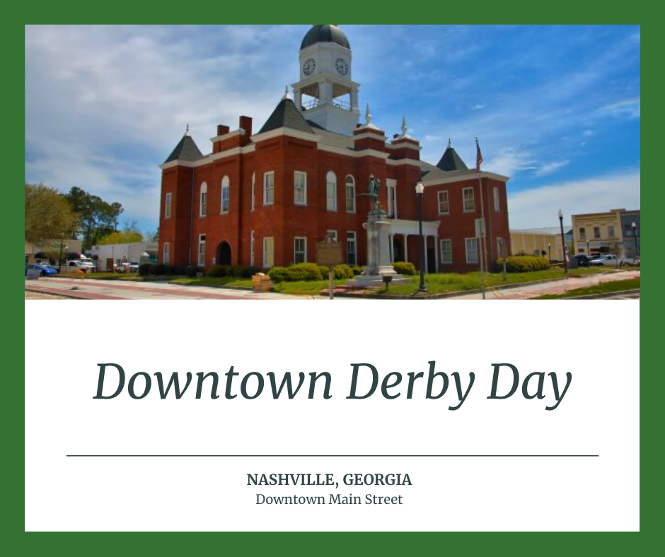 Nashville's Downtown Derby Day